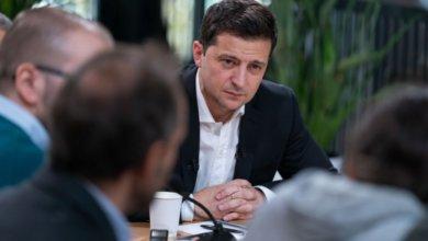 Photo of Зеленский сказал, что деньги на аэропорт в Днепре выделят в 2020-м году