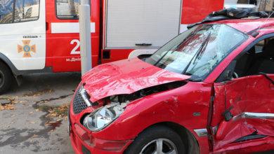 Photo of В Днепре на Воскресенской столкнулись две легковушки: есть пострадавшие