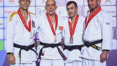 Photo of Спортсмен из Павлограда завоевал «серебро» на Чемпионате мира по дзюдо