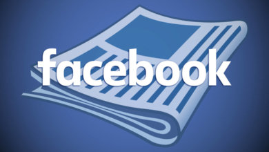 Photo of Facebook запустил раздел с новостями