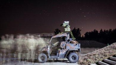 Photo of Бой со светом: днепропетровская бригада показала, как проходят ночные учения