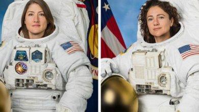 Photo of Впервые в истории две женщины-астронавтки вышли на «космическую прогулку»