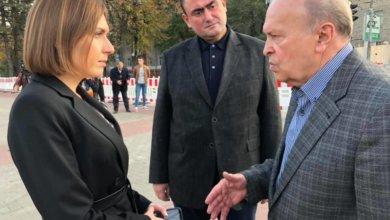 Photo of Рушащееся здание общежития: Анна Новосад поговорила с ректором «Днепровской политехники»