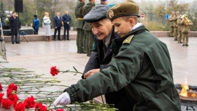Photo of В Днепре отметили 75-ю годовщину освобождения Украины от фашистских захватчиков