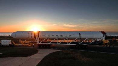 Photo of В США готовят к старту, частично изготовленную в Днепре ракету-носитель