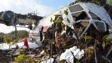 Photo of Под Львовом упал самолет Ан-12: открыто уголовное производство