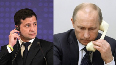 Photo of Зеленского просят обнародовать стенограммы телефонных разговоров с Путиным