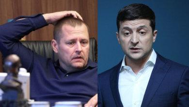 Photo of Зеленский не будет поддерживать Филатова на выборах