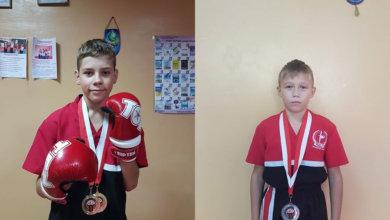 Photo of Двое юных спортсменов из Днепра заняли призовые места на чемпионате мира по кикбоксингу