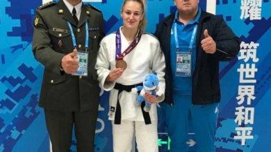 Photo of Сотрудница ВСУ получила первую медаль на Всемирных играх среди военнослужащих