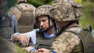 Photo of Зеленский обратился к украинцам по поводу Дня защитника