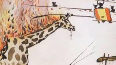 Photo of Из галереи в Сан-Франциско мужчина украл картину Дали за 32 секунды