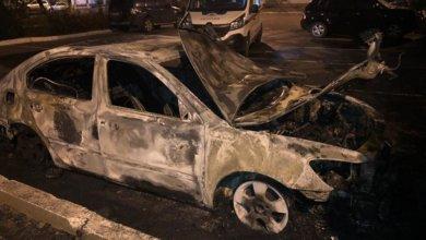 Photo of В Одессе сожгли автомобиль семьи начальника таможни