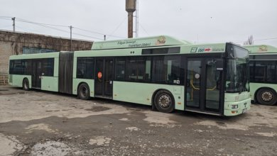 Photo of В Днепре будут ездить новые автобусы из Германии