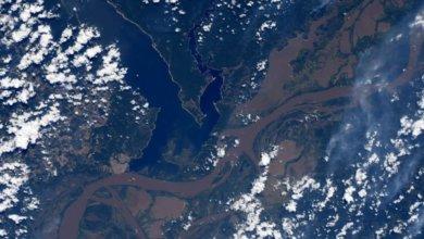 Photo of Астронавтка NASA сделала снимок Амазонки из космоса