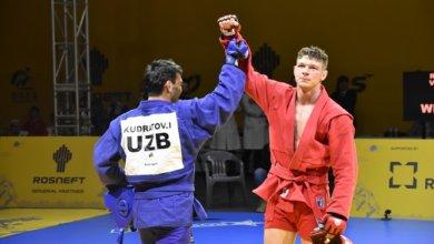Photo of Украинец Владислав Руднев стал двукратным чемпионом мира по самбо