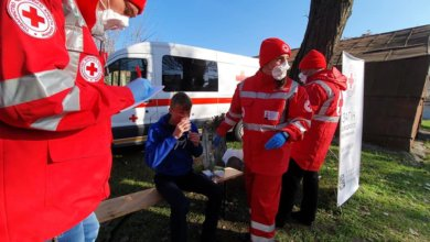 Photo of «Опасные химические вещества, кровь и пострадавшие»: что происходило в Днепре