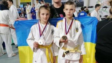 Photo of Юные спортсмены из Никополя привезли «бронзу» и «серебро» с международного турнира по дзюдо