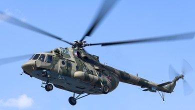 Photo of В Днепр вертолётом доставили больных военных