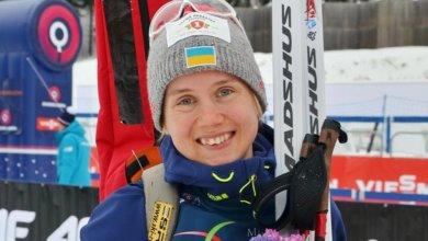 Photo of Украинская спортсменка стала вице-чемпионом Рождественской гонки