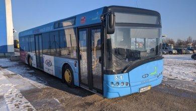 Photo of В Днепре на маршруте № 51 появятся большие автобусы из Германии