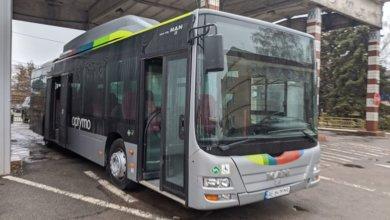 Photo of В Днепре будут ездить большие автобусы из Франции