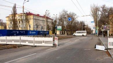 Photo of В Днепре восстановилось движение транспорта возле аварийного общежития