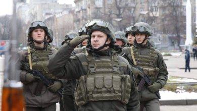 Photo of В Днепре приняли присягу 77 бойцов Нацгвардии
