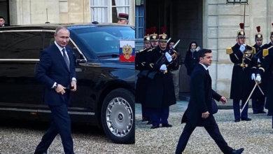 Photo of В Париже началась встреча «нормандской четверки»