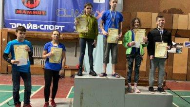 Photo of Скалолазы из Никополя привезли 17 медалей со Всеукраинских соревнований