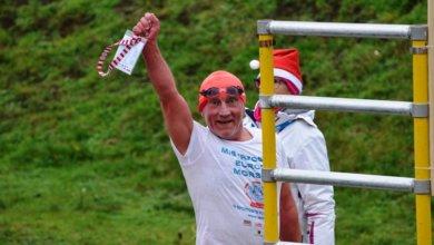 Photo of Спортсмен из Каменского стал четырёхкратным чемпионом Европы по зимнему плаванию