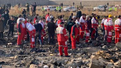 Photo of В Иране разбился украинский самолёт с 176 пассажирами на борту