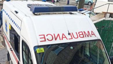 Photo of В Днепре ограбили автомобиль скорой помощи