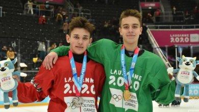 Photo of Хоккеист из Кривого Рога завоевал «серебро» на Олимпийских играх