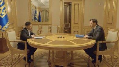 Photo of Зеленский не одобрил отставку Гончарука