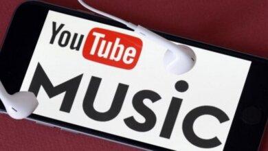 Photo of Google добавит тексты песен в приложение YouTube Music